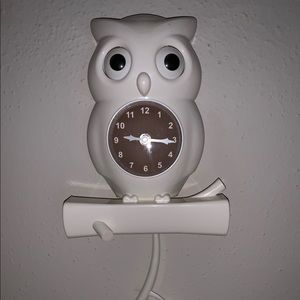 "Other - Owl ""kit-cat"" clock with moving eyes!"